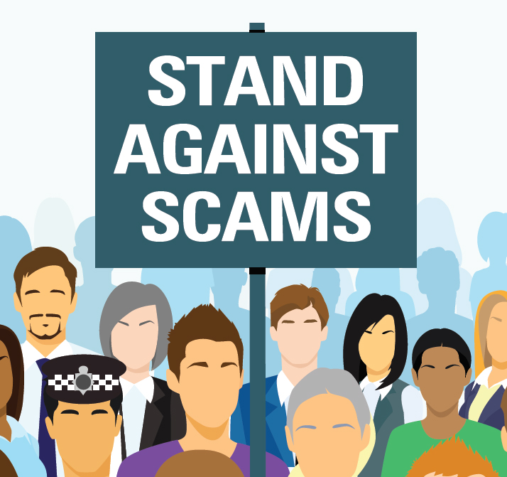 stand against scams